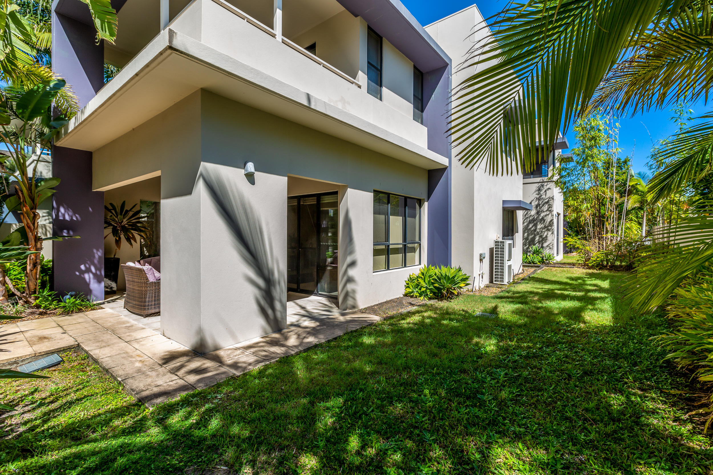 EXECUTIVE RESORT LIVING WITH THIS 4 BEDROOM AIR CONDITIONED HOME.