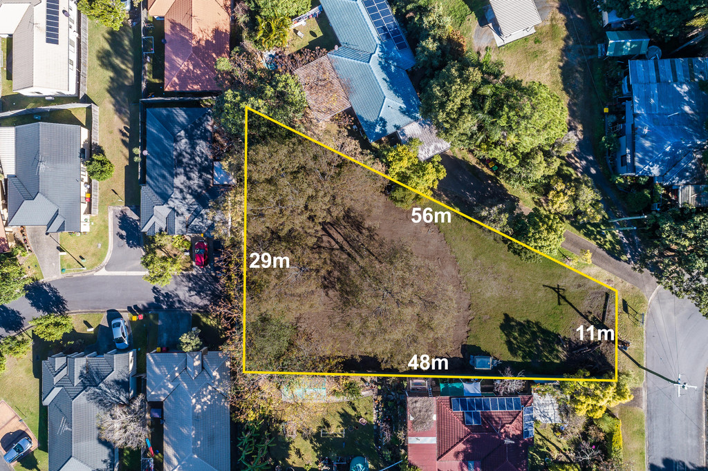 Vacant land – Good sized block ready to build on!