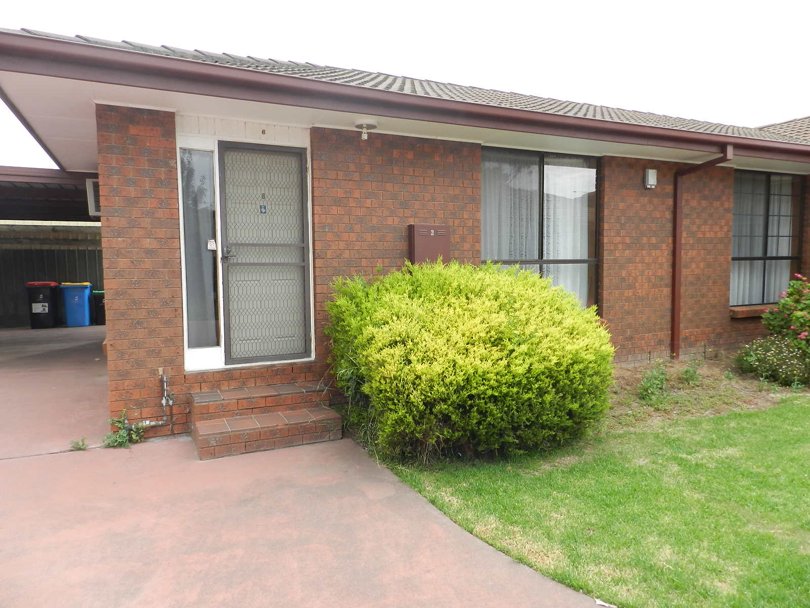Two Bedroom Unit Mooroopna