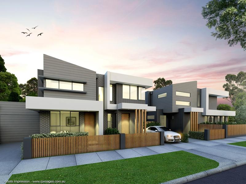 Executive 3 bedroom townhouse