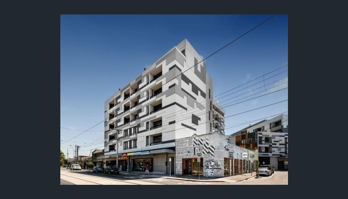 Stylish One Bedroom Footscray apartment