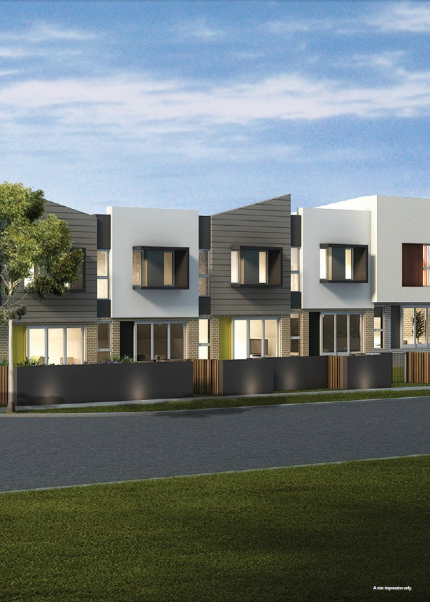 BRAND NEW TOWNHOUSE IN GROWTH AREA
