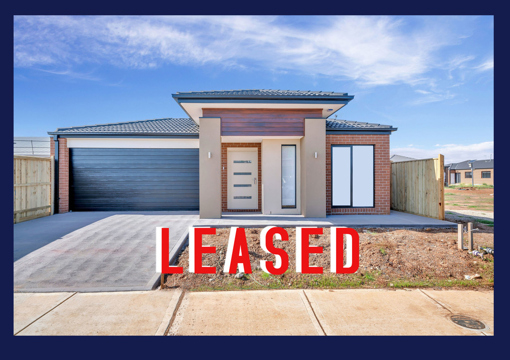 Perfect Brand New 4 Bed Family Home In Tarneit