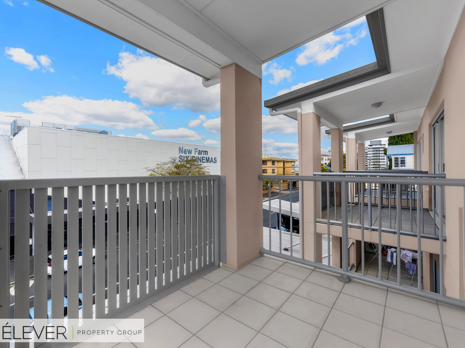 Prime Location! Great Apartment with 3 Balconies