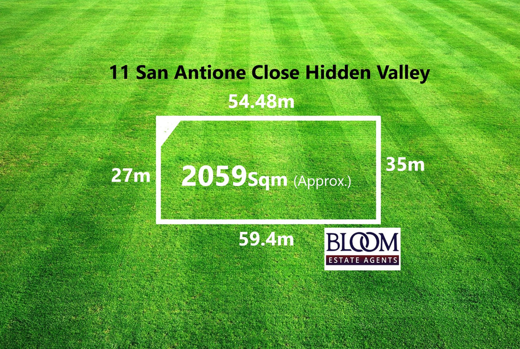 Half Acre Gem Hidden in Valley
