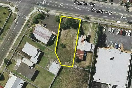 Vacant land – in the heart of Goodna Bussiness Centre