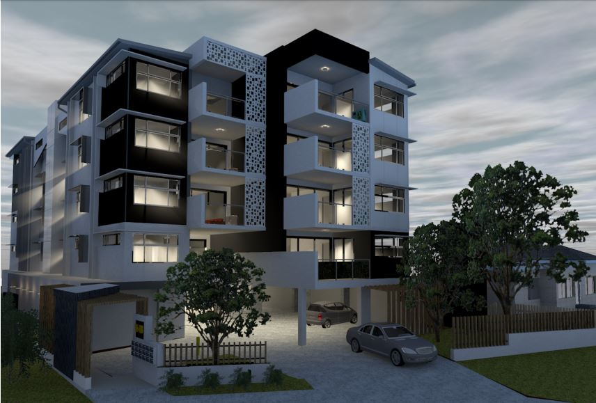 Approved Apartment development site!