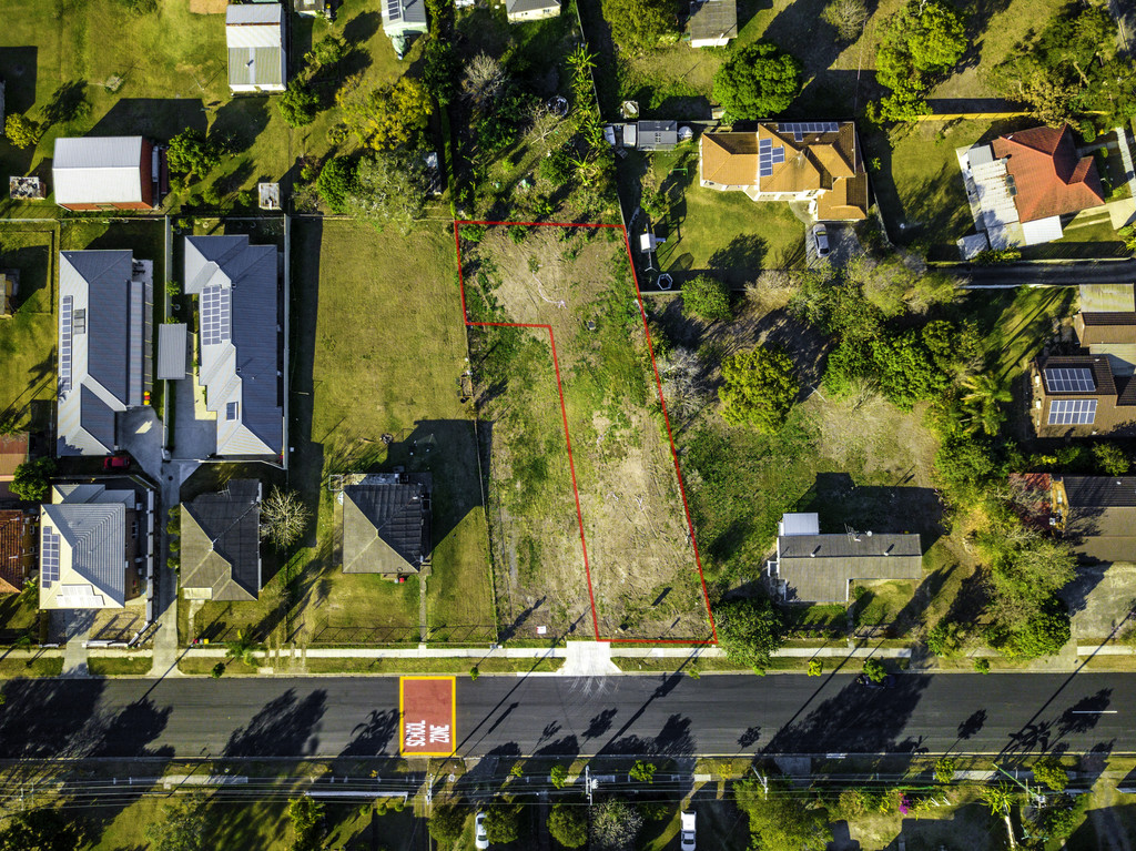 Vacant land – Ready to build!