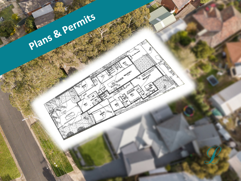 Plans and Permits for 2 Single Storey Dwellings