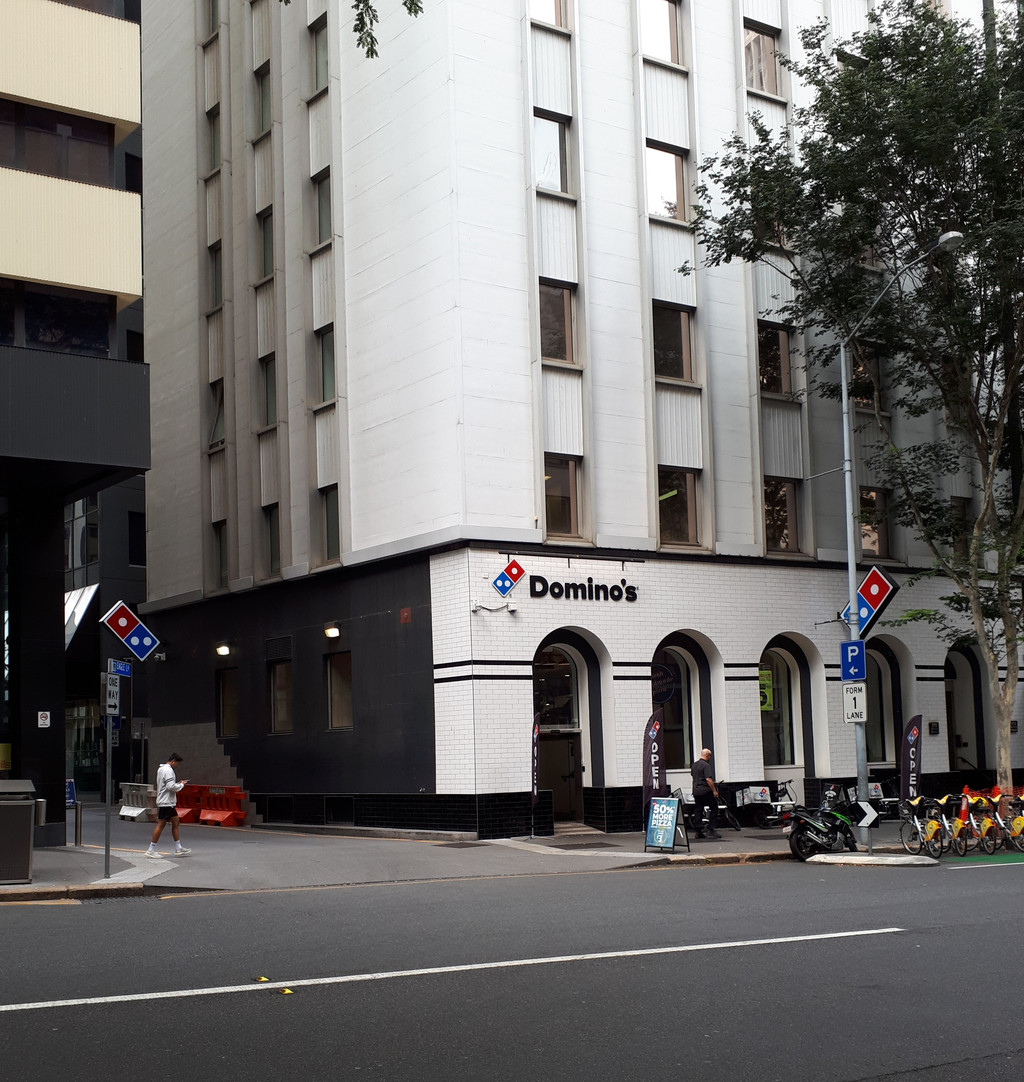 243 M2 Strata Office Floor Queen Street