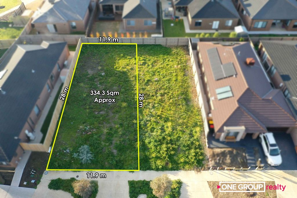 Rare opportunity to secure a medium size land!