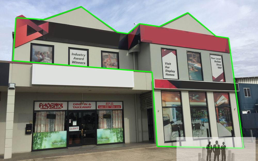 OFFICE OR RETAIL IN CENTRAL MORAYFIELD BUSINESS DISTRICT