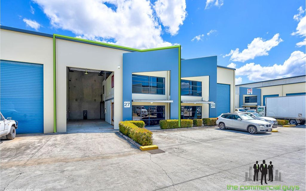 One Of The Best Office/Warehouses – 185m2