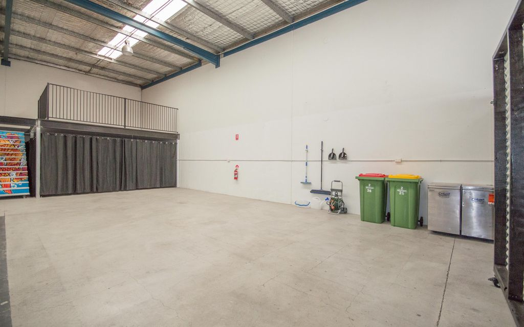 Flexible Storage Sizes On Offer – Highly Sought After Location