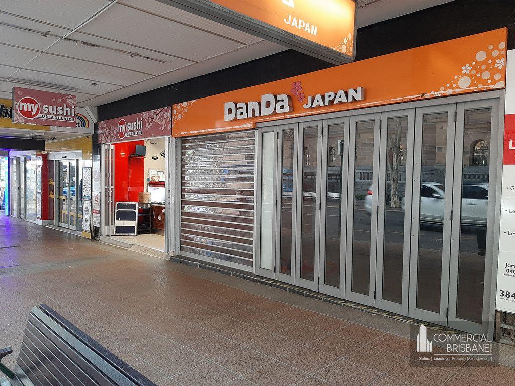 Large Retail Shop 400 m2 Adelaide Street