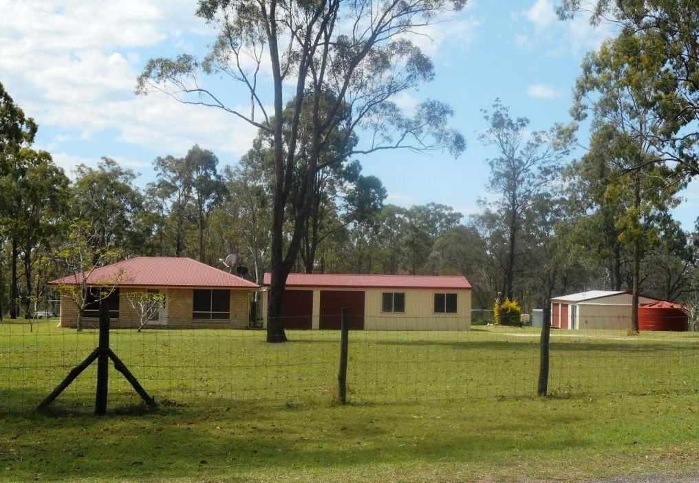 SPACIOUS 4 BEDROOM HOME ON 5 ACRES