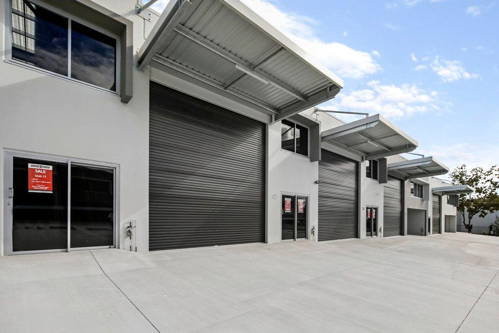 Modern Office/Warehouse – Premium Commercial Address