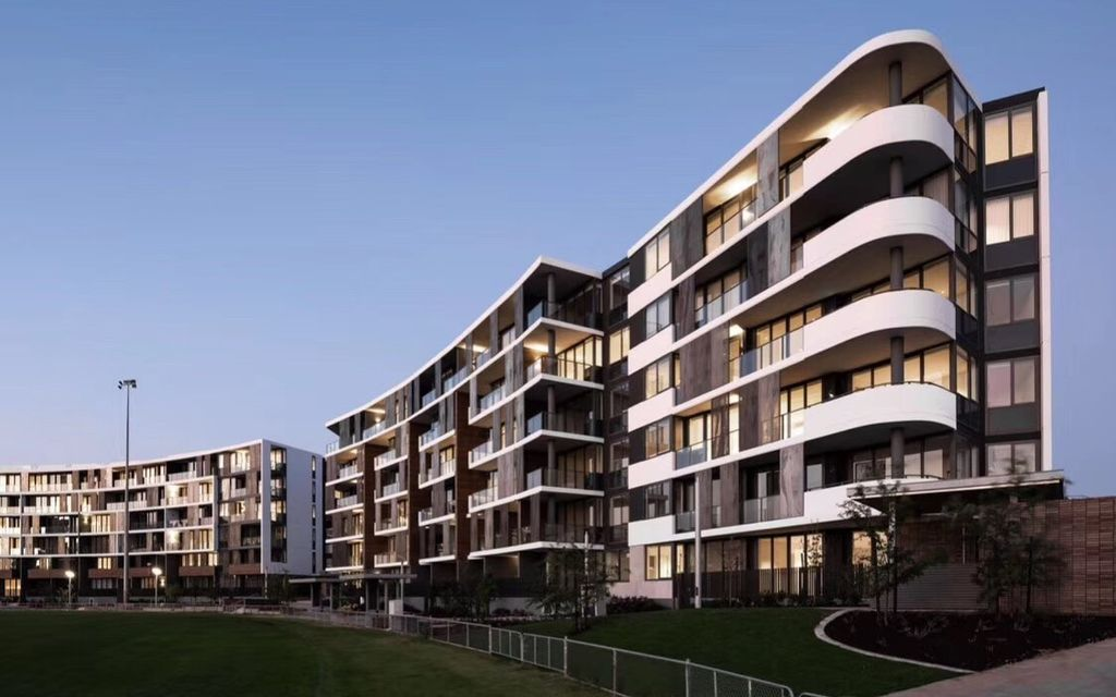 Enjoy sophisticated apartment living in the heart of Perth's Western Suburbs!