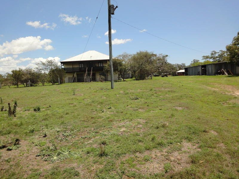 RIVER FRONT GRAZING PROPERTY ON BAFFLE CREEK