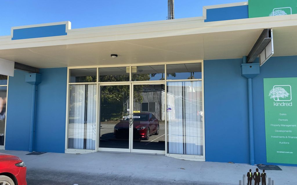 Open Plan Retail/Office Space on Busy Deception Bay Road