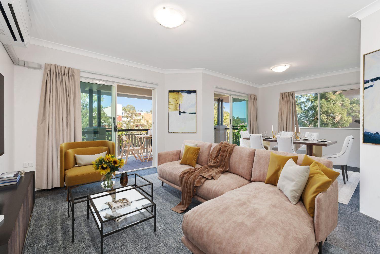 Spacious Apartment with City Views