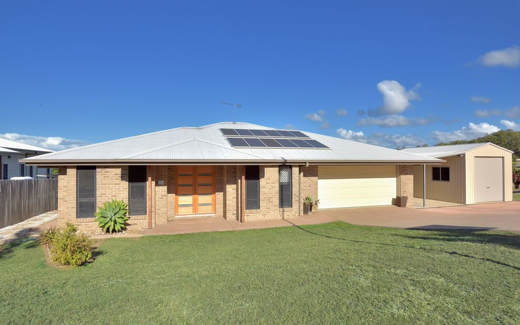 Desirable Family Living…….With Pool, Shed & Solar!!