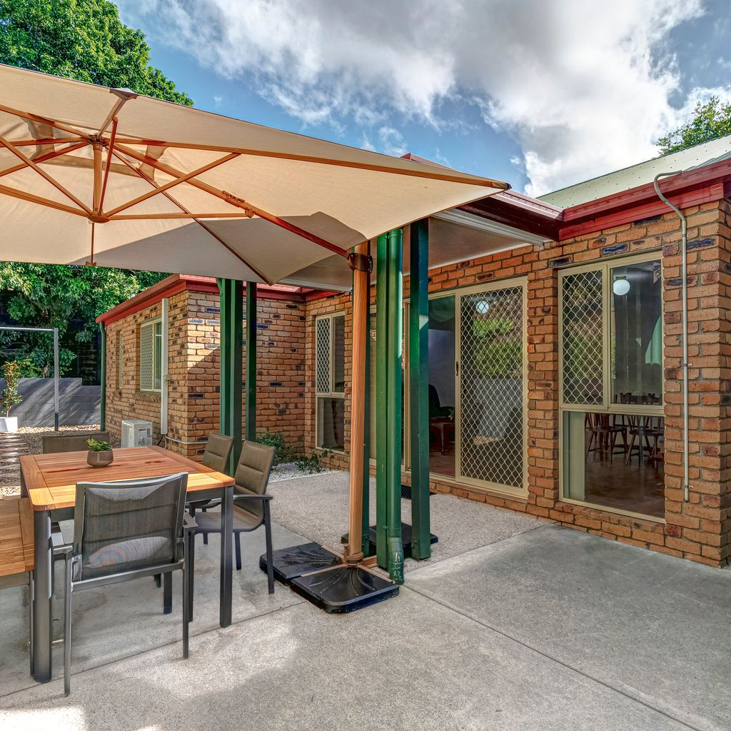 Single level home in small complex of 4
