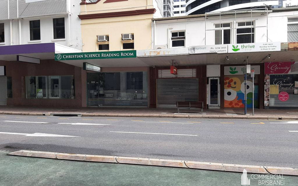 Opposite Qld Law Courts – 87 m2 Shop