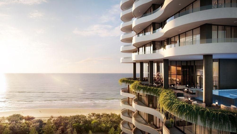 The Pinnacle Of Gold Coast Beachside Living