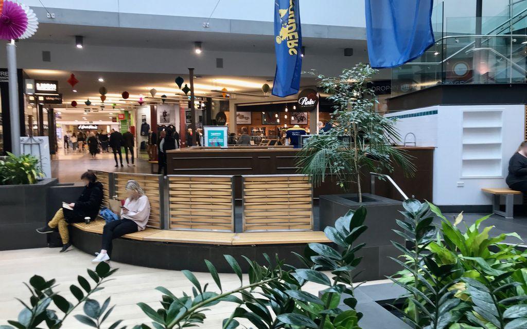 Food Kiosk – Wall Street Mall