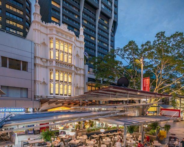 372 m2 Retail Shop Queen St Mall