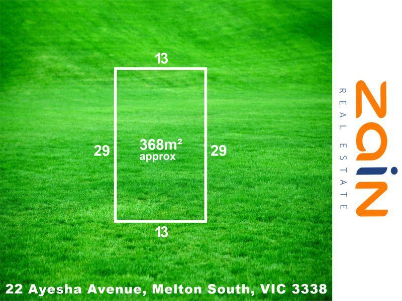 Land for Sale – 22 Ayesha Ave Melton South