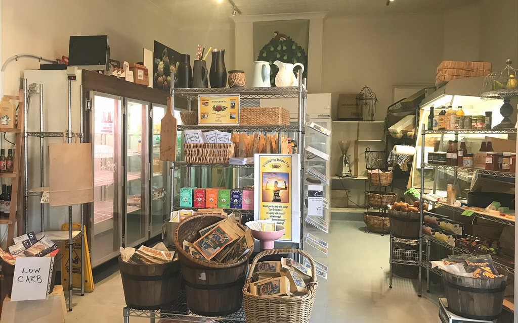 Deli & Licensed cafe & Grocery business on New Town Road for sale