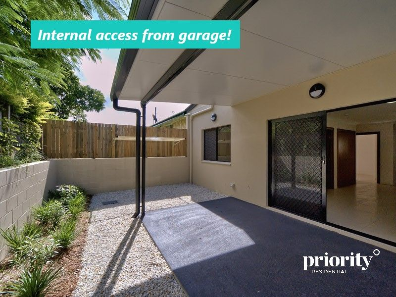 Ground floor apartment in the heart of Chermside!