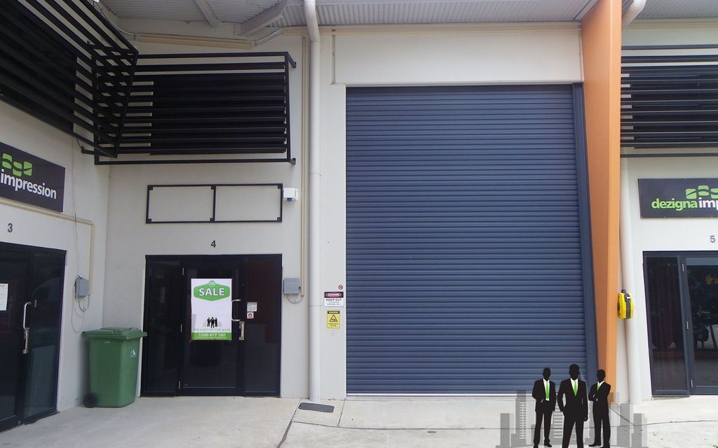 Strata Titled Open Plan Tilt Panel Warehouse
