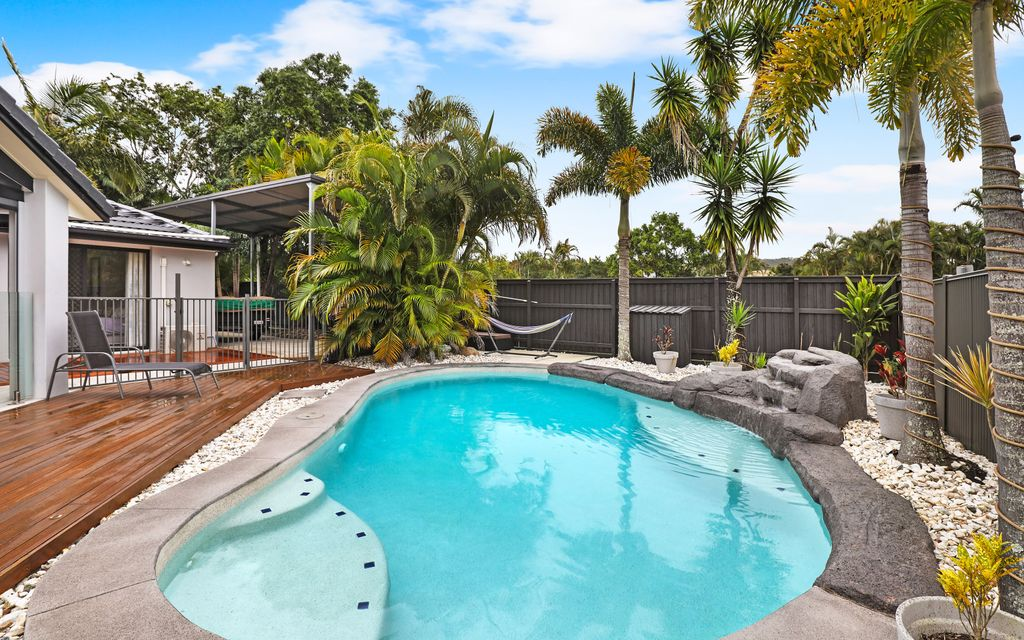 Luxurious private renovated jewel in sought after Buderim