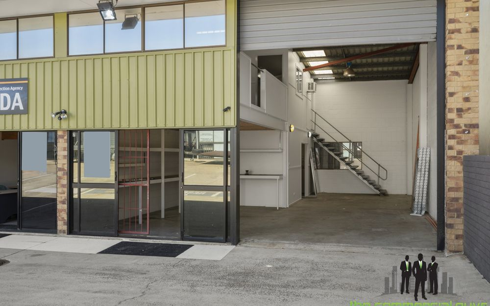 Functional Warehouse Space Located In The Centre Of Clontarf Industrial Estate