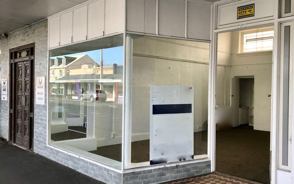 Retail Shop – South Dunedin