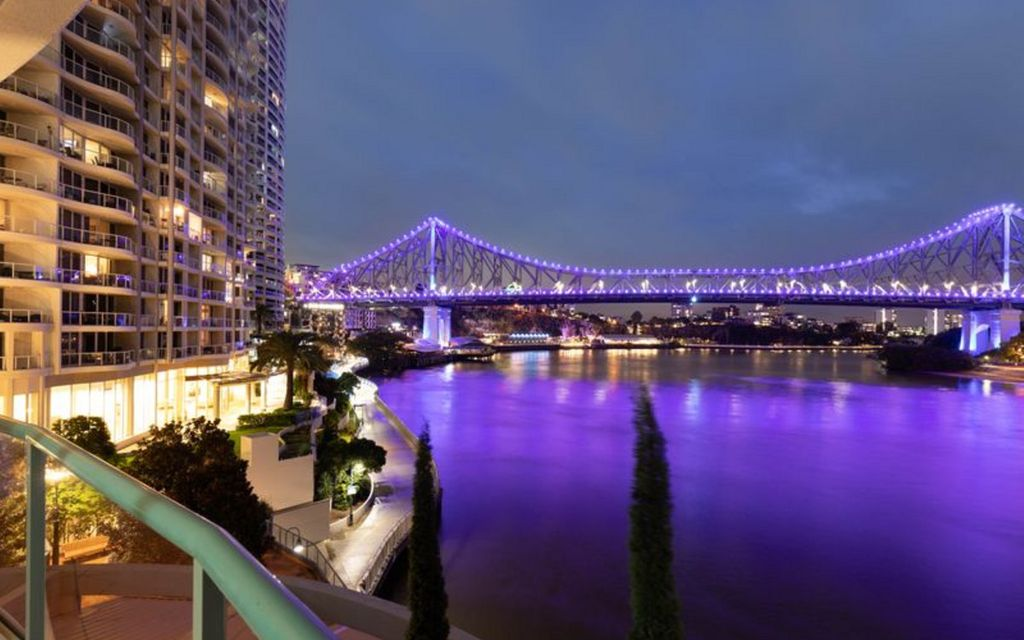 Brisbane's Most Luxurious Riverfront Residential Precinct!