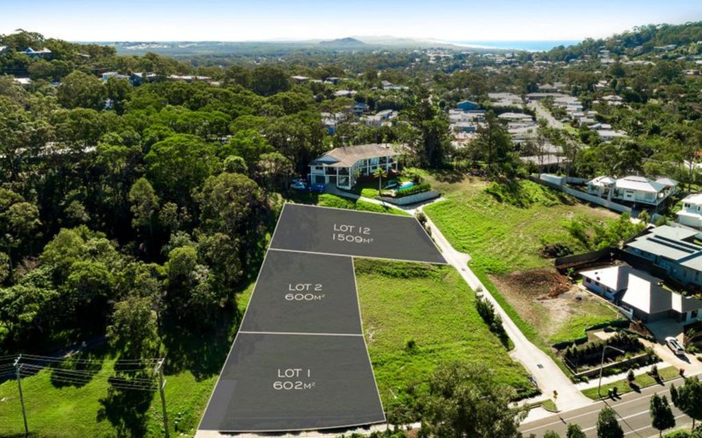 1509m2 of Prime Land with Ocean Views..