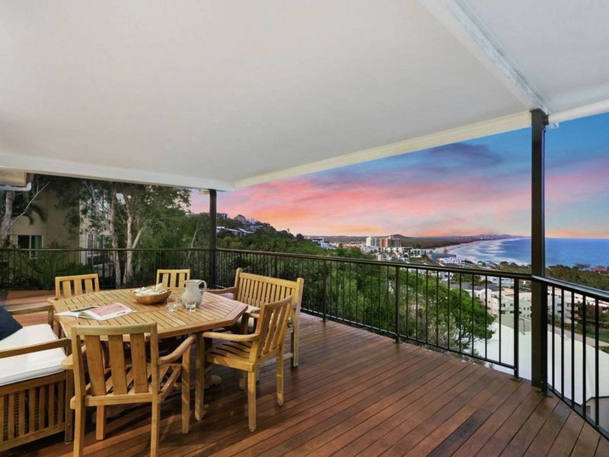 Immaculate Hilltop Home with Panoramic Ocean Views