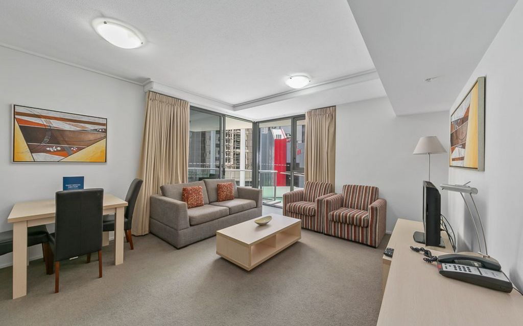 The Very Best in City Living at Aurora Tower – Furnished