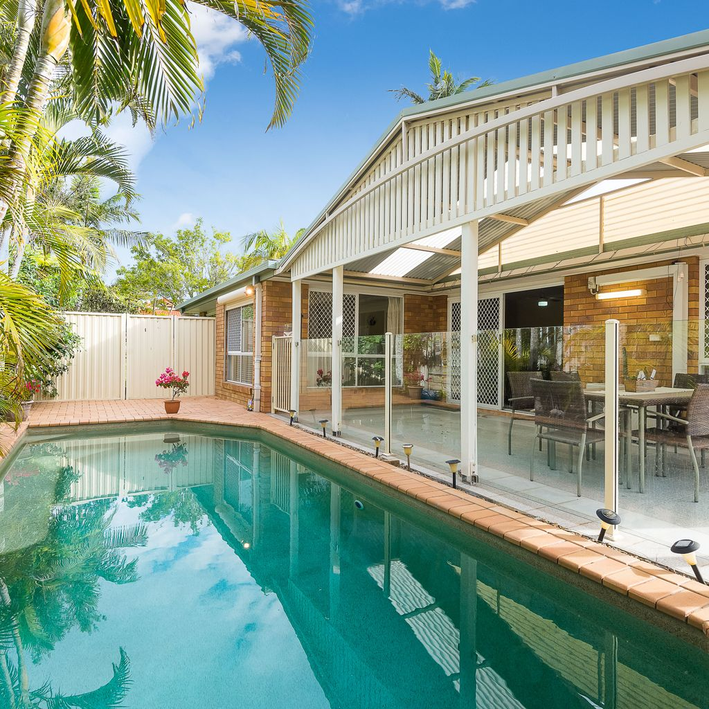 Single Level, Low Maintenance Home with In-ground Pool