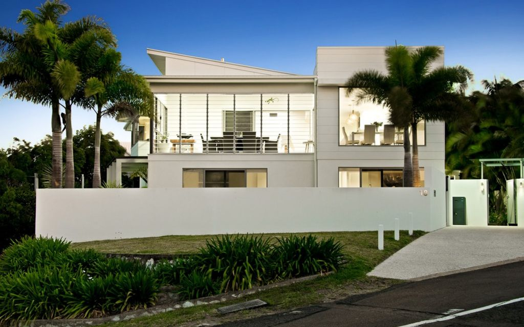 Panoramic ocean views in the heart of beautiful Coolum Beach