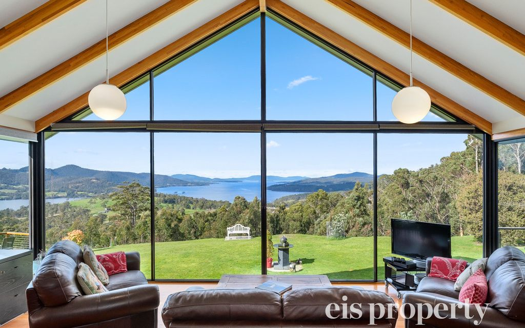 Isolation at its best in pristine Huon Valley