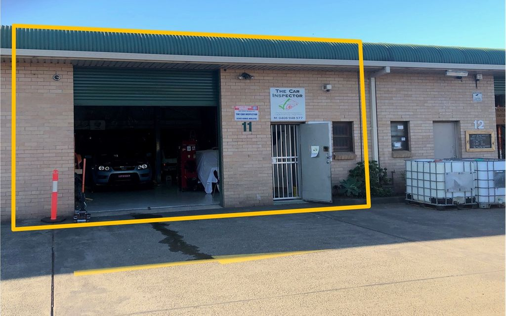 Industrial Unit in Prime Location
