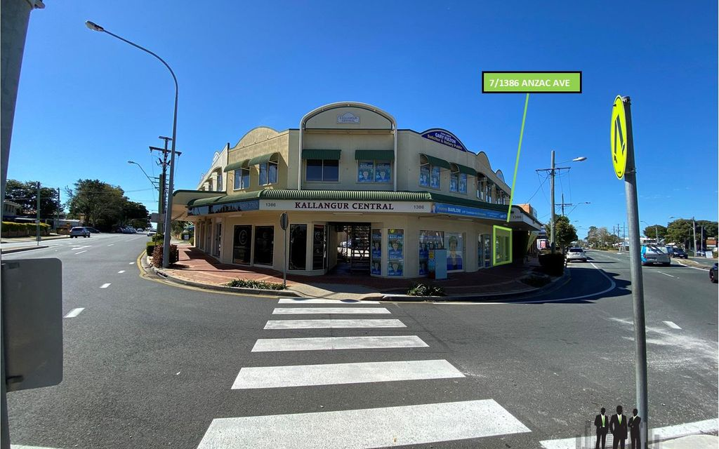 Retail/Office opportunity – Great Exposure Along Busy Anzac Avenue