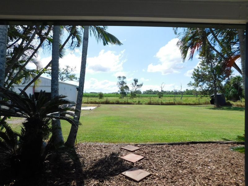2 Acres, Flat Usable Land with House, Shed and Extensive Views, only 21 minutes to Mackay – Reduced $30,000 for a short time.