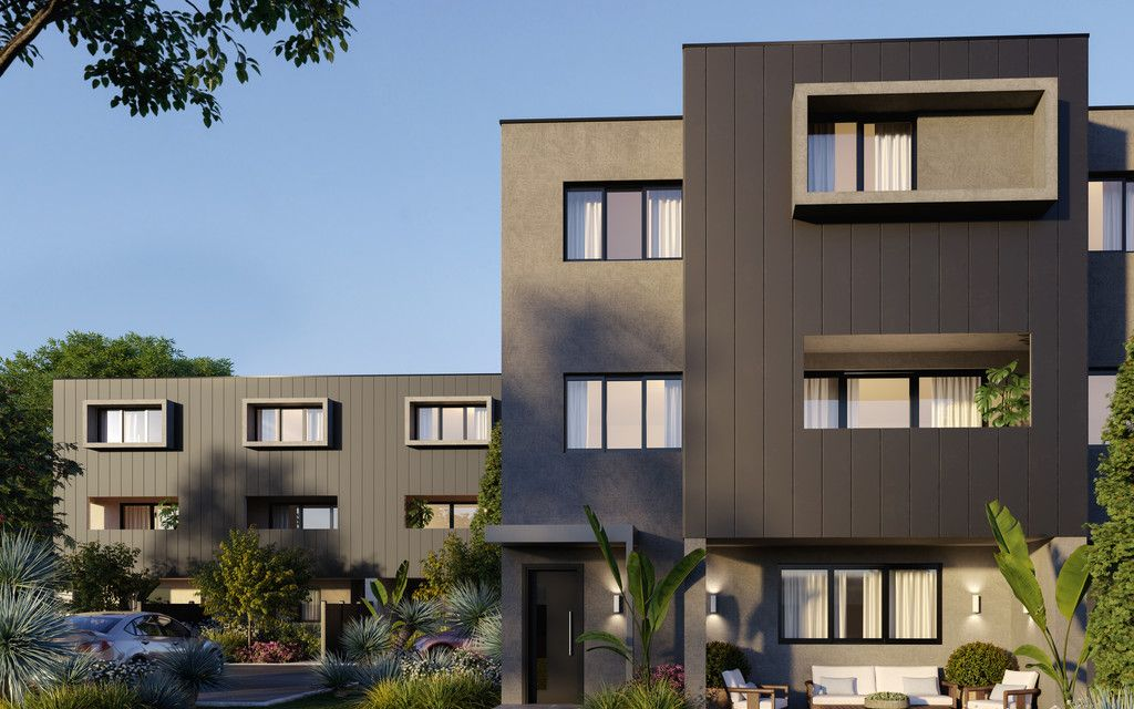 Brand new, quality & modern townhouses