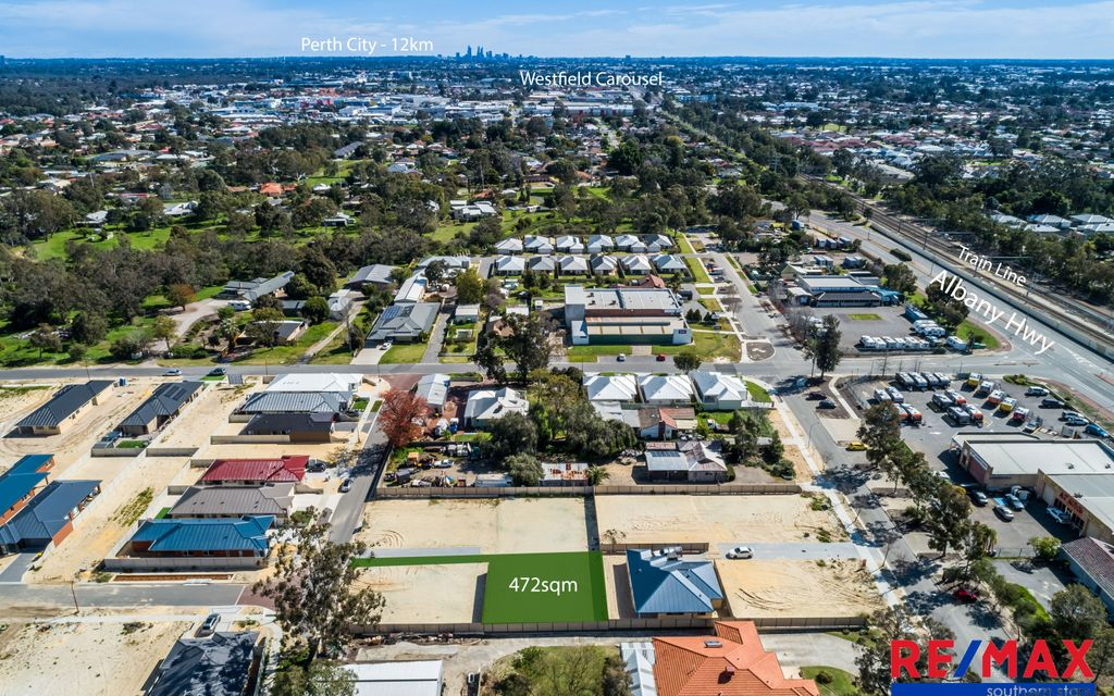 Green Title – 472sqm lot ready to go